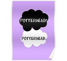 Potterhead - TFIOS  Poster