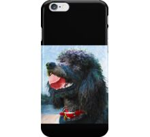"""""""Ranger with Ball"""" iPhone Case/Skin"""