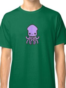 Cute purple squid Classic T-Shirt