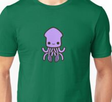 Cute purple squid Unisex T-Shirt