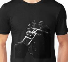 Skull Biker Unisex T-Shirt