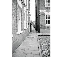 Abbey Square Photographic Print