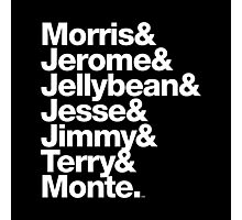 The Original 7ven Morris Day Jimmy Jam Merch Photographic Print