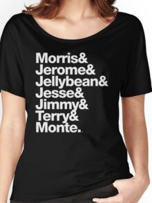 The Original 7ven Morris Day Jimmy Jam Merch Women's Relaxed Fit T-Shirt
