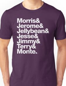 The Original 7ven Morris Day Jimmy Jam Merch Unisex T-Shirt