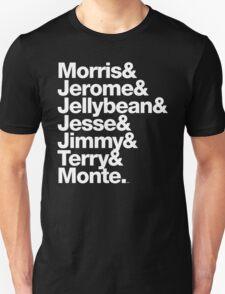 The Original 7ven Morris Day Jimmy Jam Merch T-Shirt