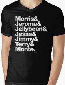 The Original 7ven Morris Day Jimmy Jam Merch Mens V-Neck T-Shirt