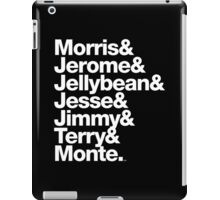 The Original 7ven Morris Day Jimmy Jam Merch iPad Case/Skin