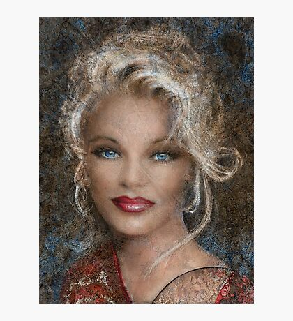 Queen Of Glamour Photographic Print