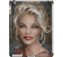 Queen Of Glamour iPad Case/Skin