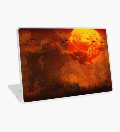 Heart of Deep Darkness - Earthbound / Mother 2 / Apocalypse Now / Heart of Darkness Laptop Skin
