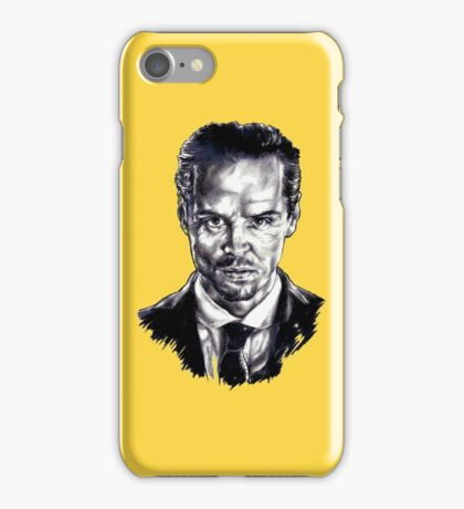 Moriarty (Andrew Scott) iPhone Case/Skin