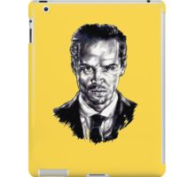 Moriarty (Andrew Scott) iPad Case/Skin