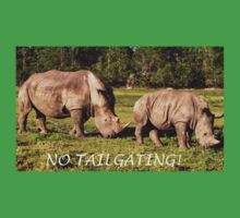 Rhino 33 tailgating Kids Tee