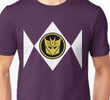 Mighty Morphin Decepticon Rangers Unisex T-Shirt