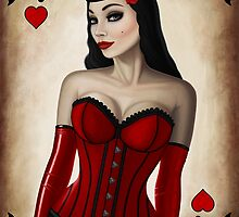 Queen of Hearts by Remus Brailoiu