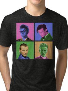 DR WARWHOL Tri-blend T-Shirt