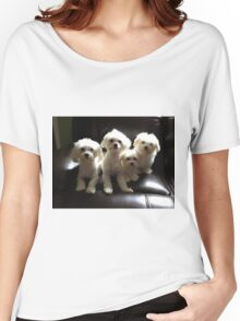 My Babies Women's Relaxed Fit T-Shirt