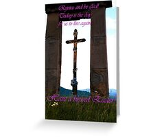 Have a blessed Easter Card Greeting Card