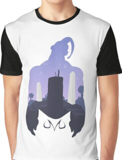 Mystic Gohan Graphic T-Shirt