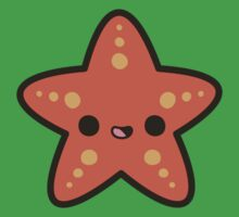 Cute starfish Kids Clothes