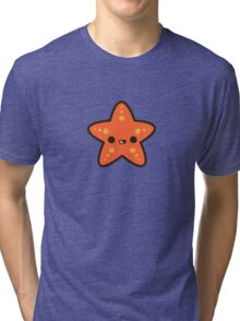Cute starfish Tri-blend T-Shirt