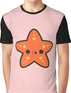 Cute starfish Graphic T-Shirt