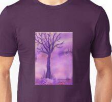 Purple Tree Unisex T-Shirt
