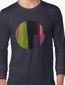 Geometrics#4 Long Sleeve T-Shirt