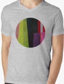 Geometrics#4 Mens V-Neck T-Shirt
