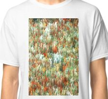 Touch Abstract Waldo Classic T-Shirt