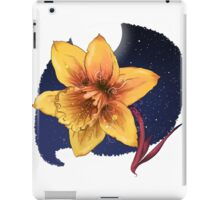 Moonlight Daffodil iPad Case/Skin