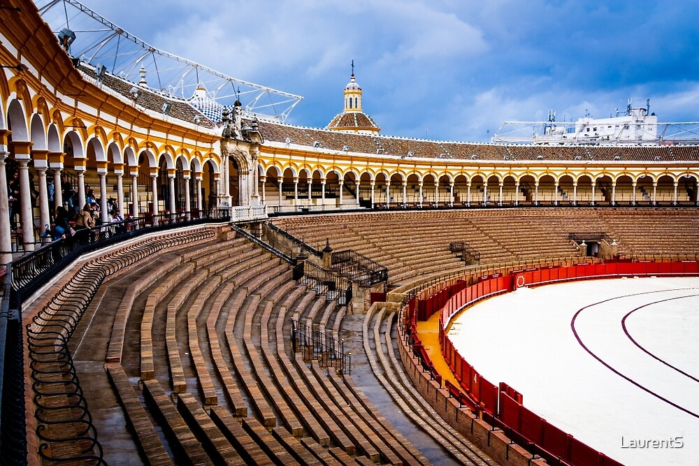 Arena Sevilla, Spain by LaurentS