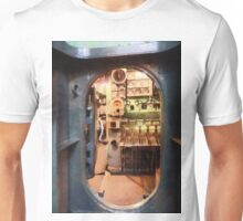 Hatch in Submarine T-Shirt
