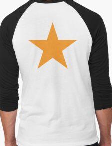 ORANGE, ORANGE STAR, Arcturus, orange dwarfs, Stellar, Award Men's Baseball ¾ T-Shirt
