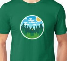 Woods Badge - Day Unisex T-Shirt