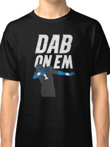 Cam Newton 'Dab On Em' Carolina Panthers Classic T-Shirt