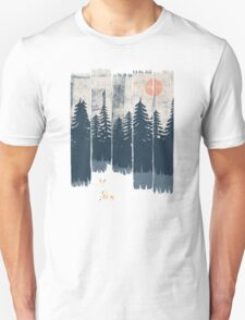 A Fox in the Wild... Unisex T-Shirt