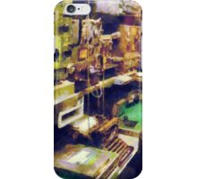 Radio Room iPhone Case/Skin
