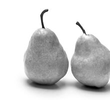 Two Plump Pears by Kathilee