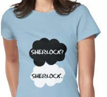 Sherlock Holmes - TFIOS Womens Fitted T-Shirt