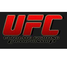ULTIMATE FIGHTING CHAMPIONSHIP - UFC Photographic Print