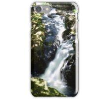 River Avon, Waterfall. iPhone Case/Skin