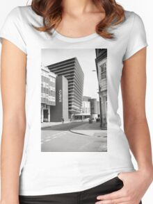 Curve Leicester Women's Fitted Scoop T-Shirt