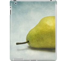 Plump Pear iPad Case/Skin