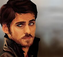 Captain Hook by maddyirons
