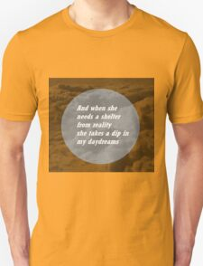 a shelter from reality T-Shirt