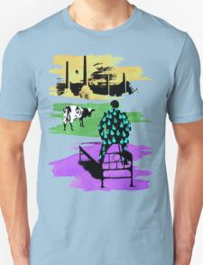 "Pink Floyd ""Momentary Heart of Thunder, Reason & Animals"" Unisex T-Shirt"