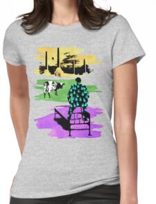 """Pink Floyd """"Momentary Heart of Thunder, Reason & Animals"""" Womens Fitted T-Shirt"""