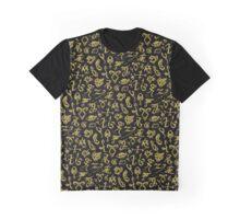 MORTAL INSTRUMENTS SYMBOLS Graphic T-Shirt